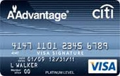Apply Citi® Platinum Select® / AAdvantage® Visa Signature® Card