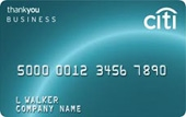 Apply CitiBusiness ThankYou℠ Card