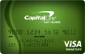 Apply Capital One® Cash Rewards