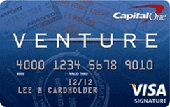 Apply Capital One® Venture℠ Rewards Credit Card