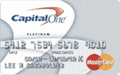 Apply Capital One® Platinum Prestige Credit Card