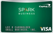 Apply Capital One® Spark℠ Cash for Business