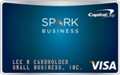 Apply Capital One® Spark℠ Miles for Business