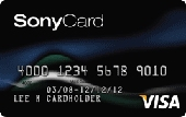 Apply Sony Card from Capital One