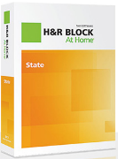 H&R Block At Home State Editions image
