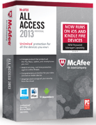 McAfee All Access image